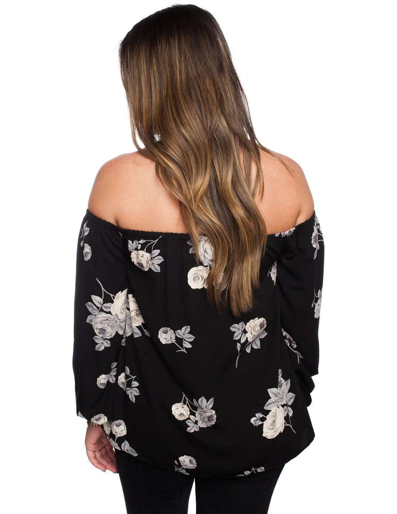 BuddyLove Reign Top - Petals - FINAL SALE - Buddy Love Clothing Label
