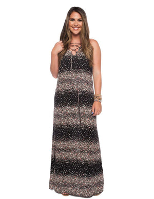 BuddyLove Leto Maxi Dress - Rosemary - Buddy Love Clothing Label
