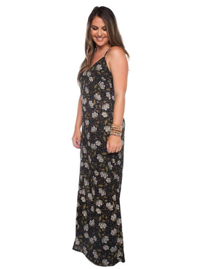 BuddyLove Danes Maxi Dress - Garden - Buddy Love Clothing Label
