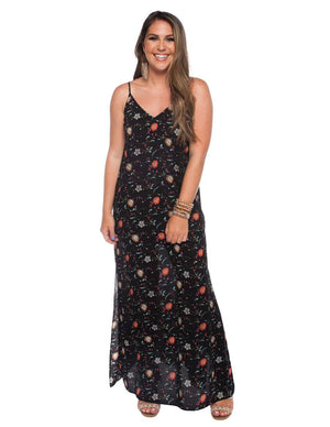 BuddyLove Flint Maxi Dress - Dandy - FINAL SALE - Buddy Love Clothing Label