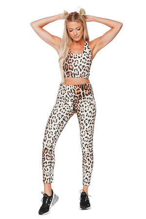 BuddyLove Micheals High-Waisted Legging - Serengeti - Buddy Love Clothing Label