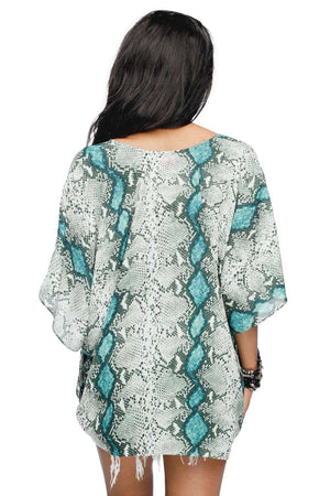 BuddyLove North Tunic - Emerald - Buddy Love Clothing Label