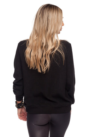 BuddyLove Ringo Graphic Sweater - Bad and Boozy