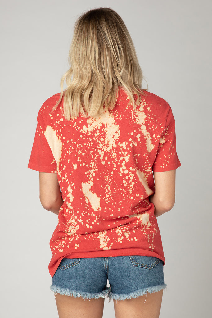 BuddyLove Kyler Bleached Graphic Tee - Gameday Gameday