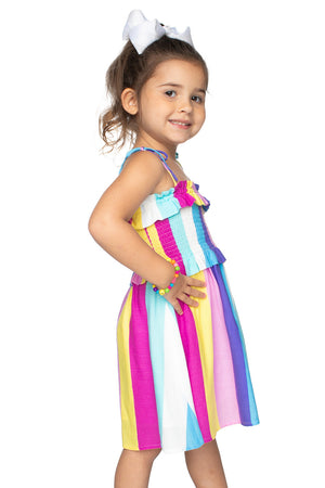 BuddyLove Kids Vivienne Mini Dress - Carnival