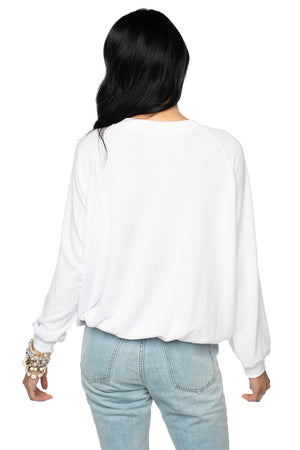 Soft Comfortable White Top