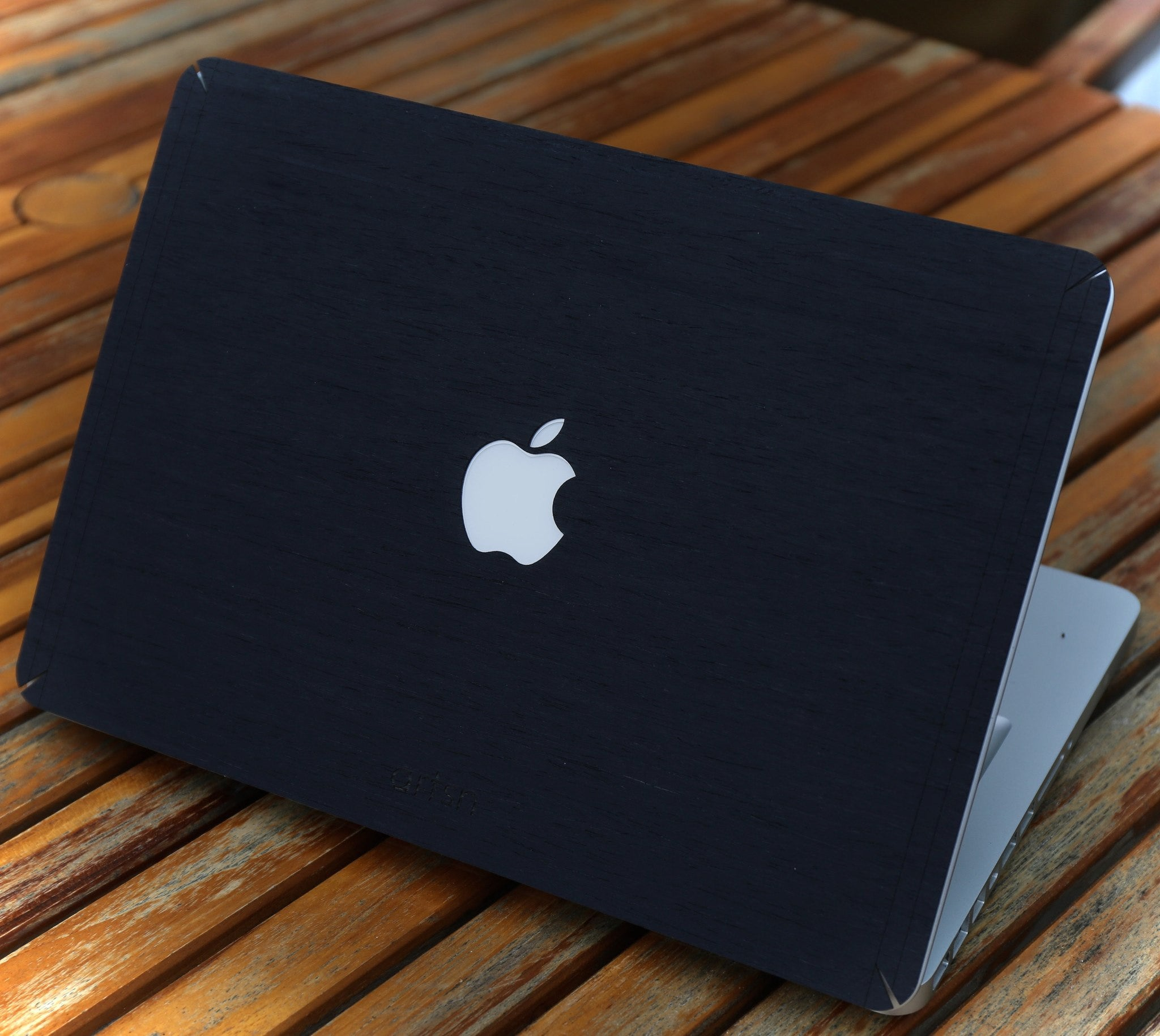 Gem Series 4018 With Zebrawood From: Artsn Goods Macbook Wood Covers Real Wood Skins IPhone