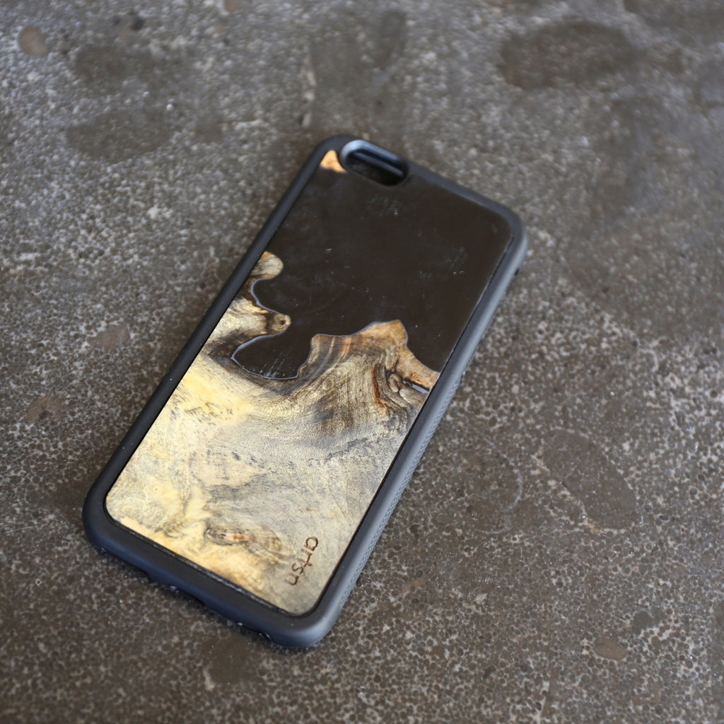 black burl iphone limited edition