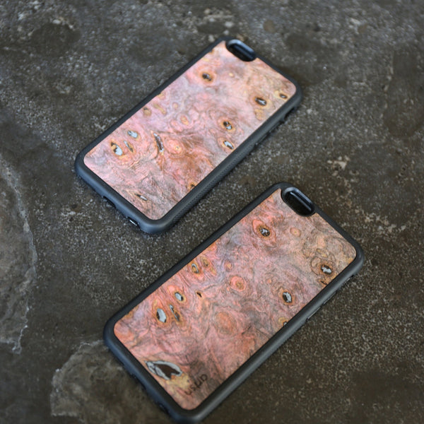 purple pink burl iphone limited edition