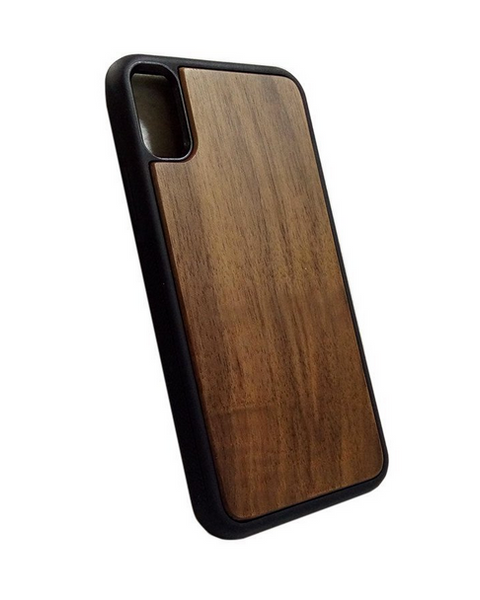 the X wood case