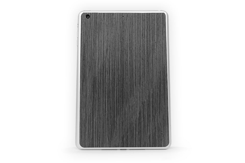 walnut ipad skin