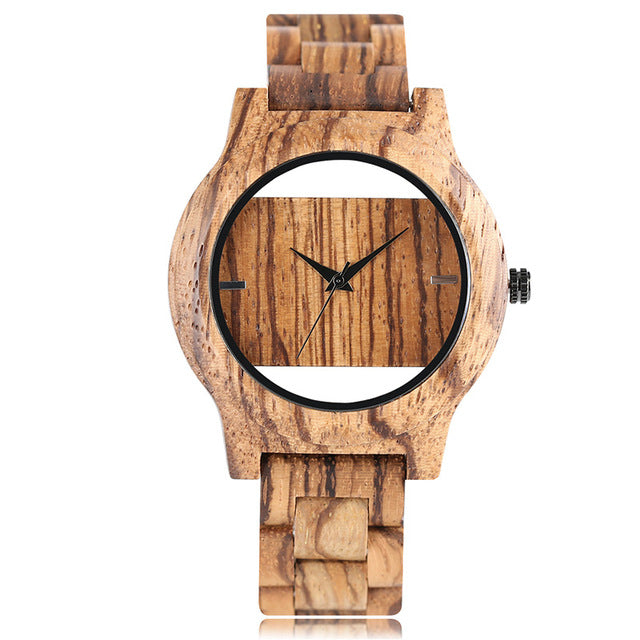 the WOOD watch