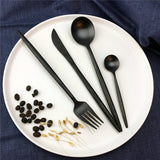 the DINNER cutlery