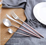 the ARTSN cutlery set