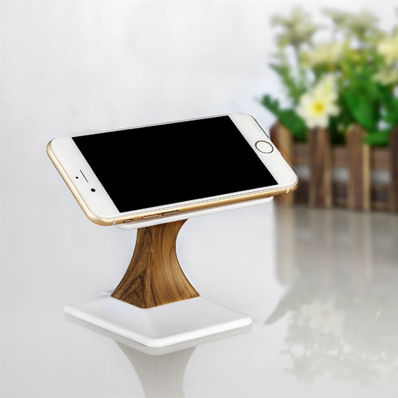 the WOOD wireless charger