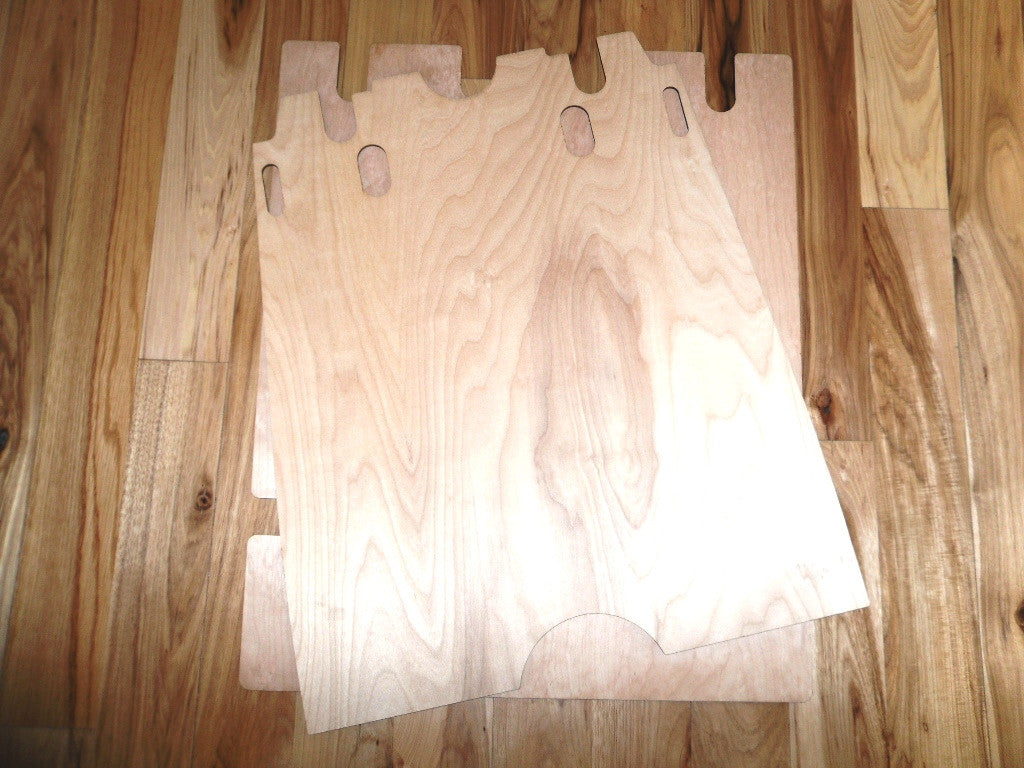 Piper J-3 Style Floorboards (set)