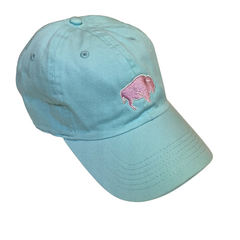 Blue Heartland Hat