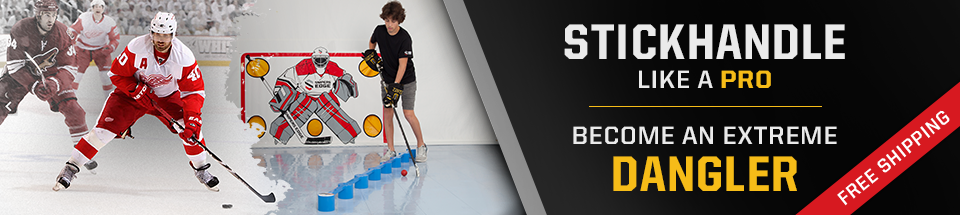 Hockey Stickhandling Training SweetHands Trainer Extreme Dangler