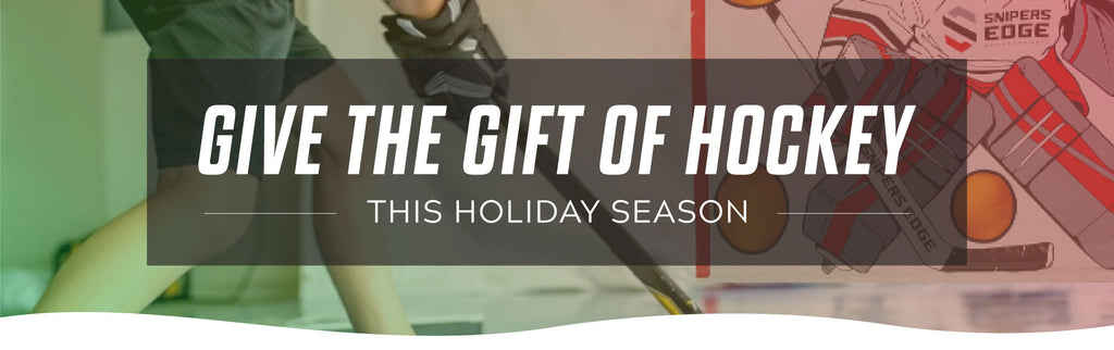 Give The Gift of Hockey This Season