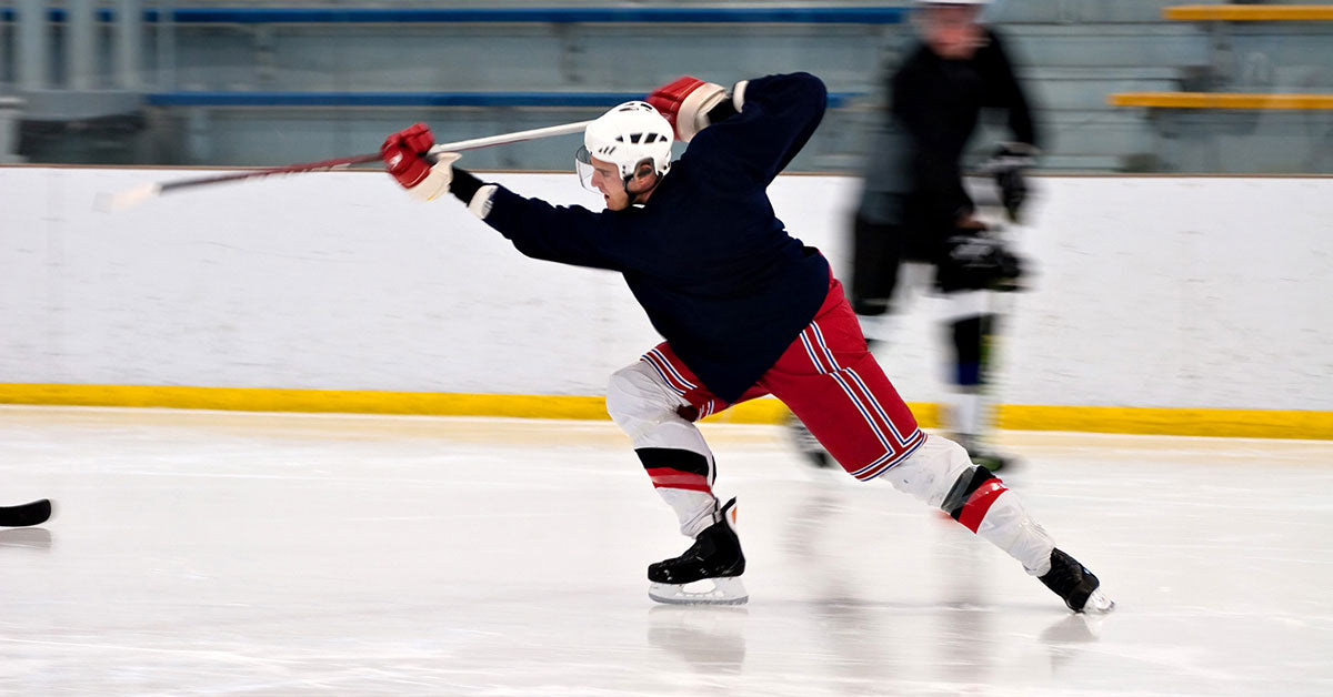 Enhance your passing hockey skills