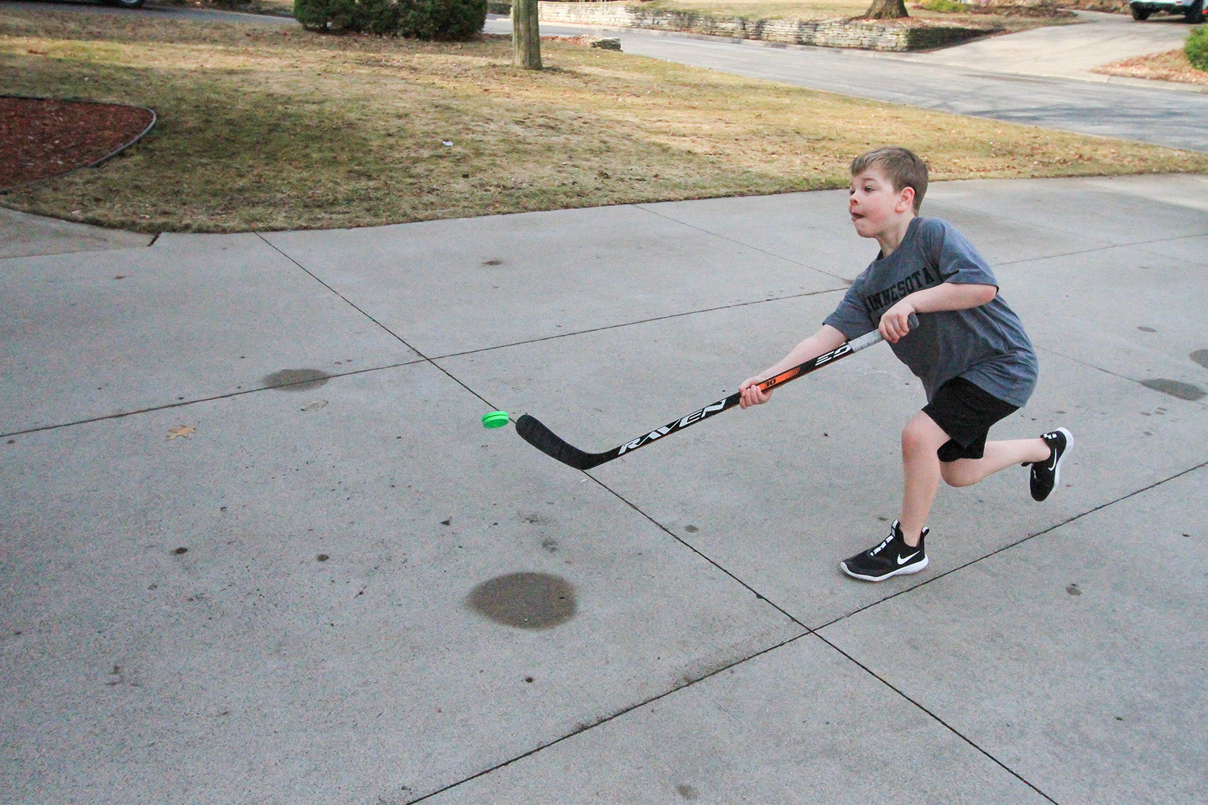 Hockey Training Aids