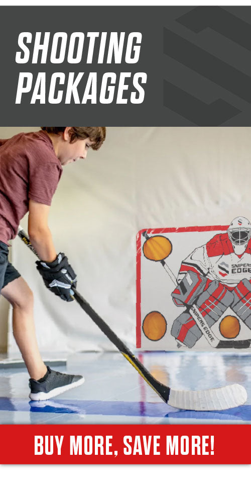 Hockey Shooting Training Packages
