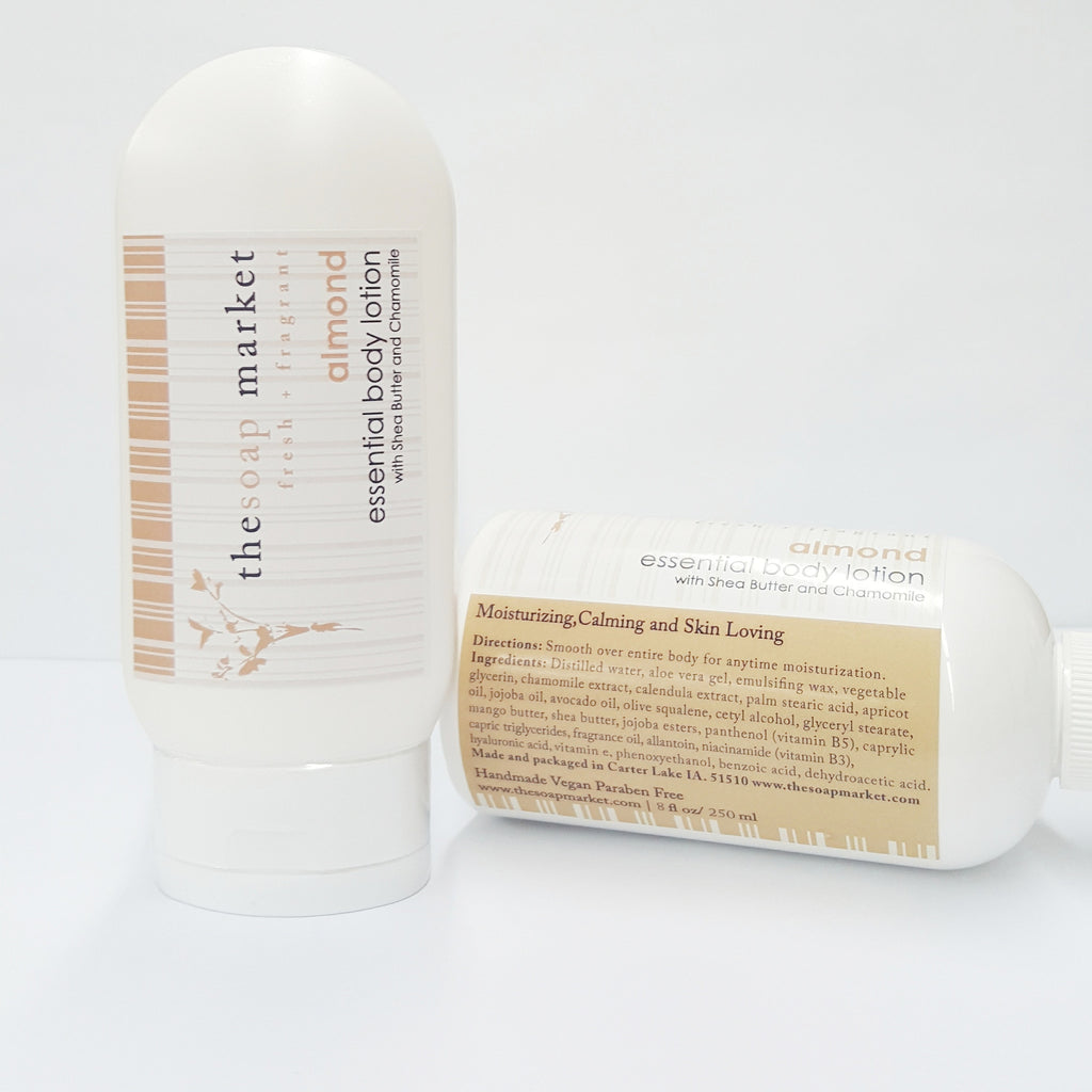 Almond Essential Body Lotion