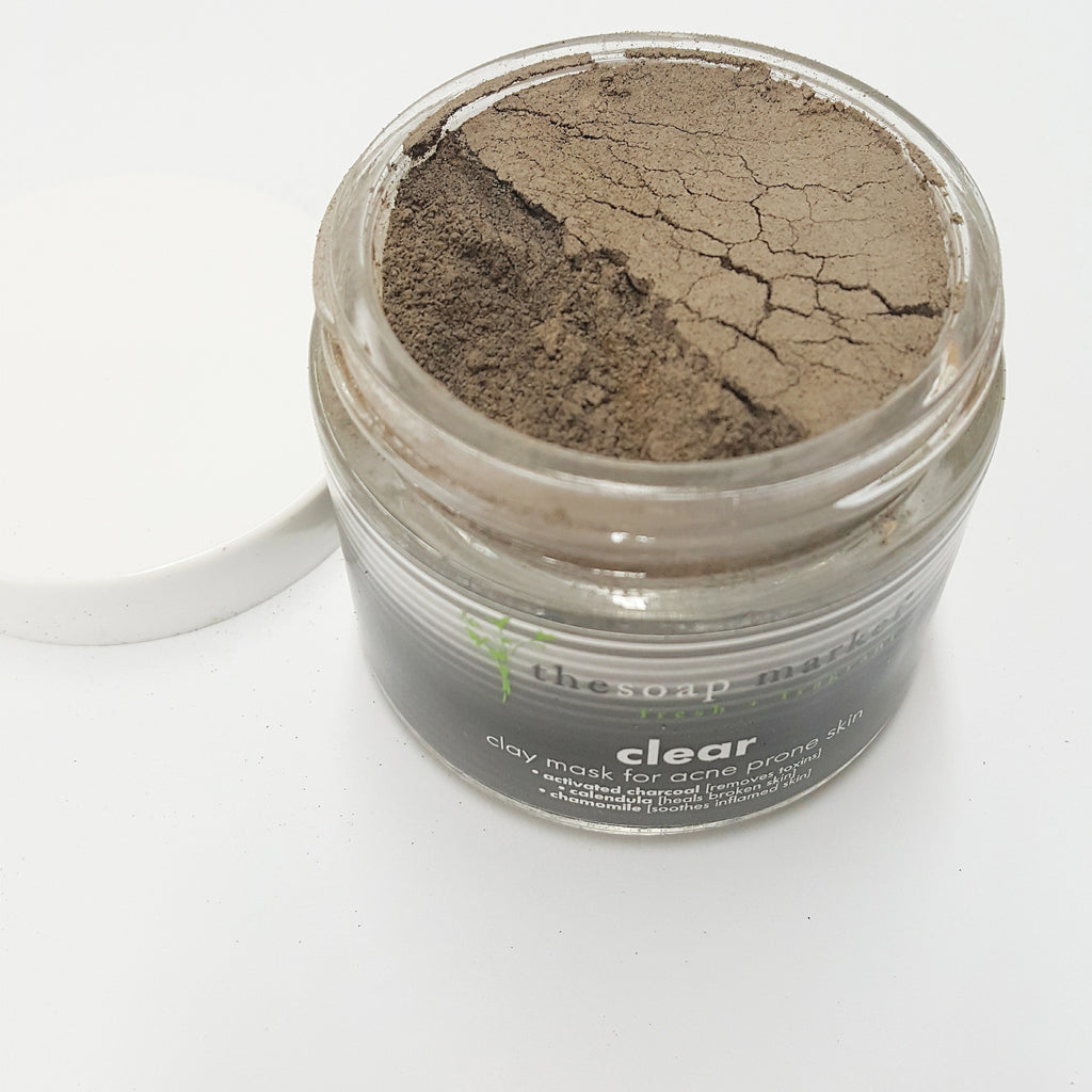 Clear Clay Mask