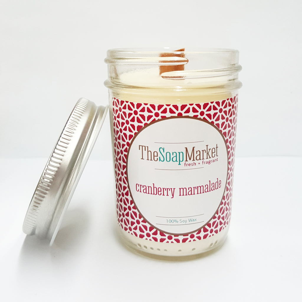 Cranberry Marmalade Candle