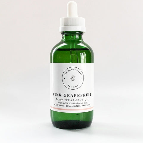 Pink Grapefruit Body Treatment Oil