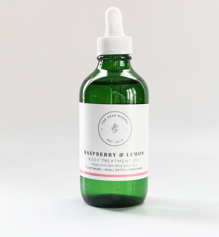 Raspberry & Lemon Body Treatment Oil