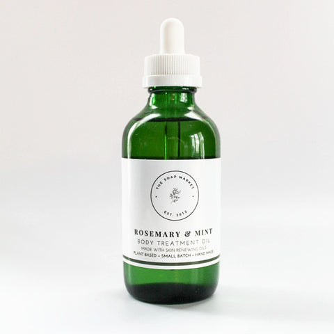 Rosemary & Mint Body Treatment Oil