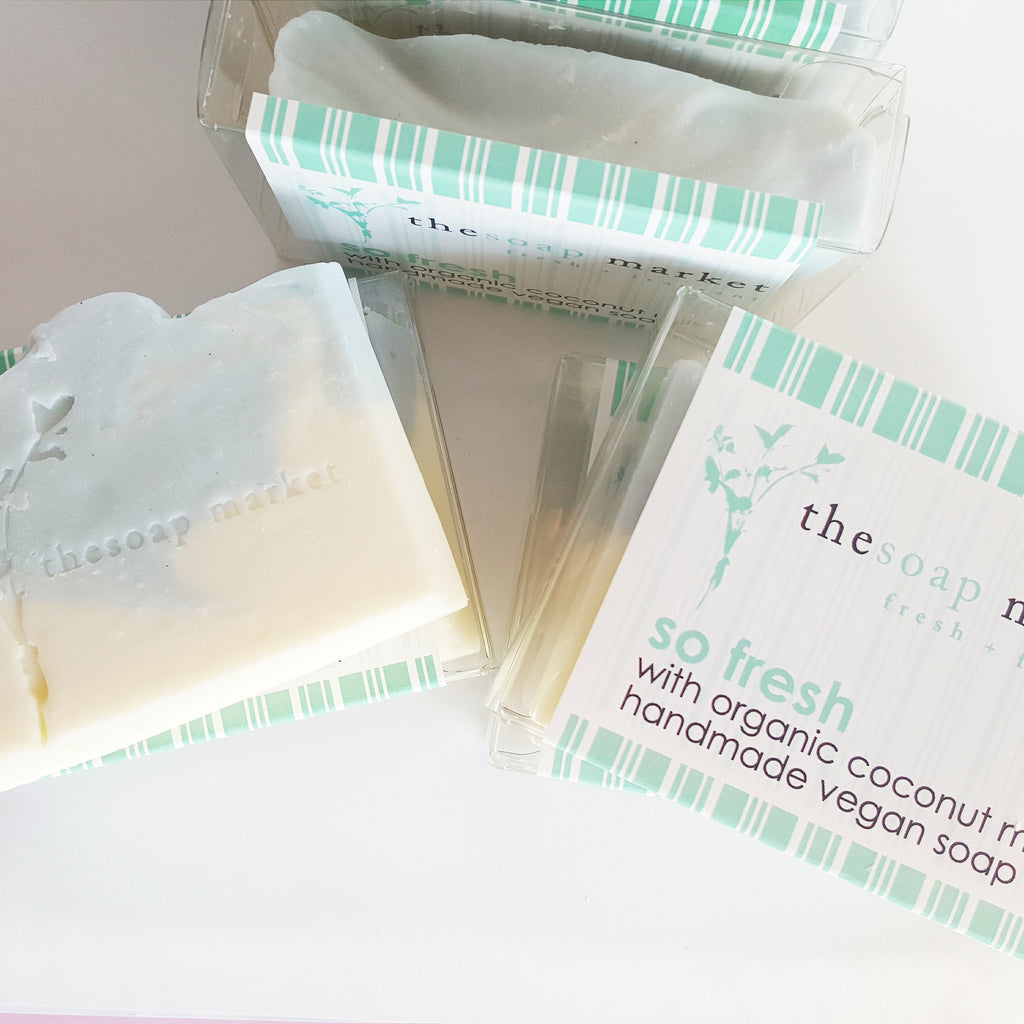 So Fresh Coconut Milk Soap