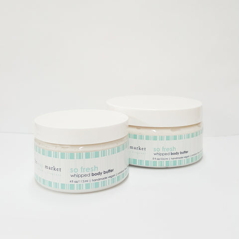 So Fresh Whipped Body Butter