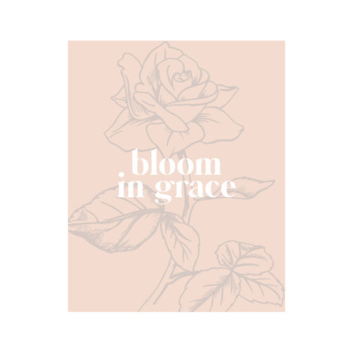 BLOOM IN GRACE (PINK)