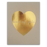 HEART OF GOLD (KRAFT)