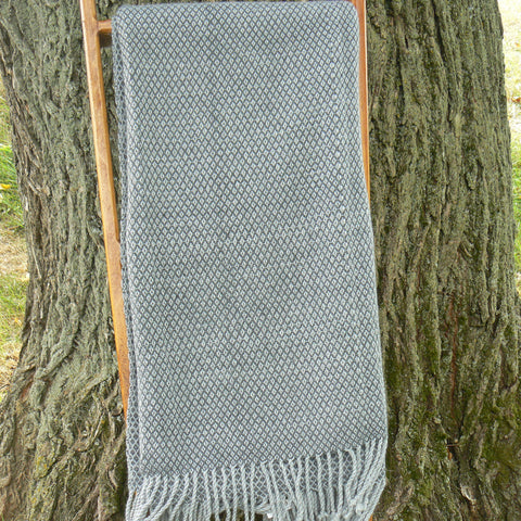 Hand-woven Throw