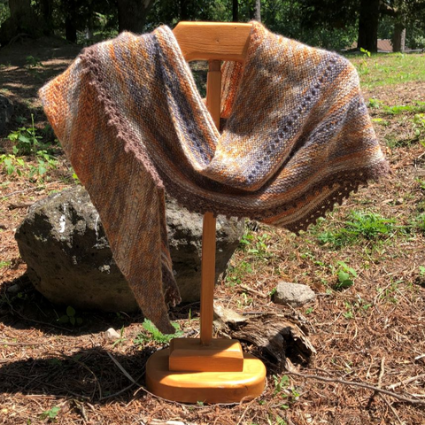 """Pay it Forward"" Shawl"