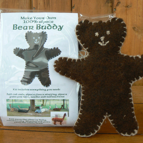 Bear Buddy Kit