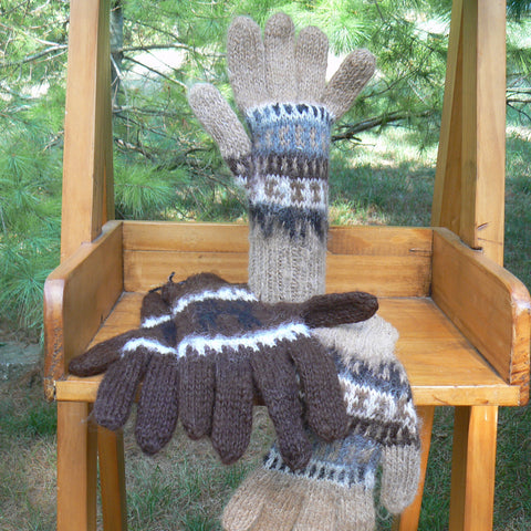 Single Knit Gloves