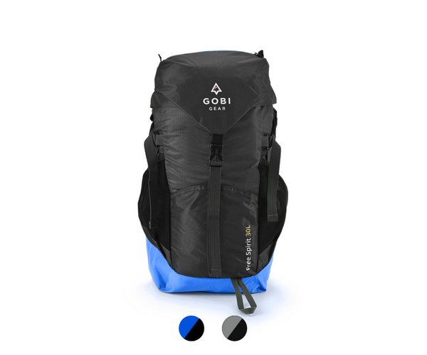 30L Free Spirit Travel Backpack
