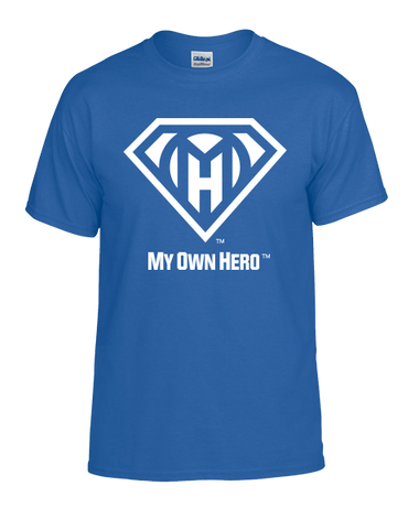 My Own Hero™  Classic Tee - Royal Blue