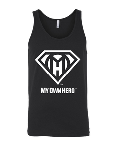 My Own Hero™ - Unisex Tank - Black