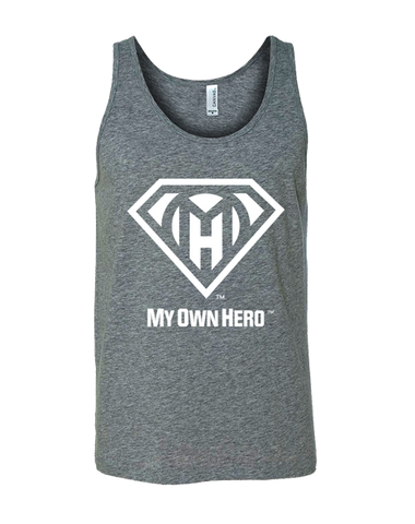 My Own Hero™ - Unisex Tank - Grey