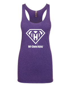My Own Hero™ Women's Racerback Tank