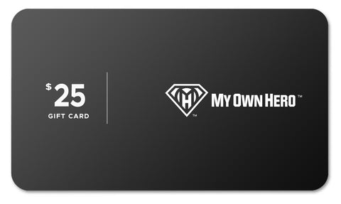 My Own Hero™ - Online Gift Card
