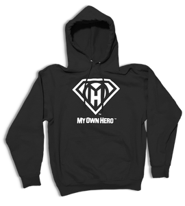 8d4ef0d1db29 My Own Hero™ Pullover Hoodie – My Own Hero™ - Motivational Lifestyle