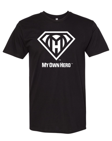 My Own Hero™  Classic Tee - True Black