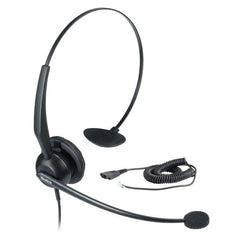 Yealink, Yealink canada, toronto, YHS32, headset, IP, call center