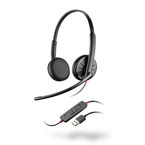 Plantronics Blackwire C325 USB Headset